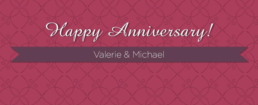 bloganniversaryValerie&Michael