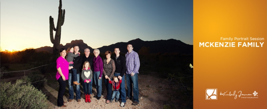 Family Portrait Photography Mesa Family Photographer