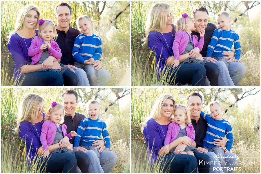 Family Portrait Photography Gilbert Family Photographer