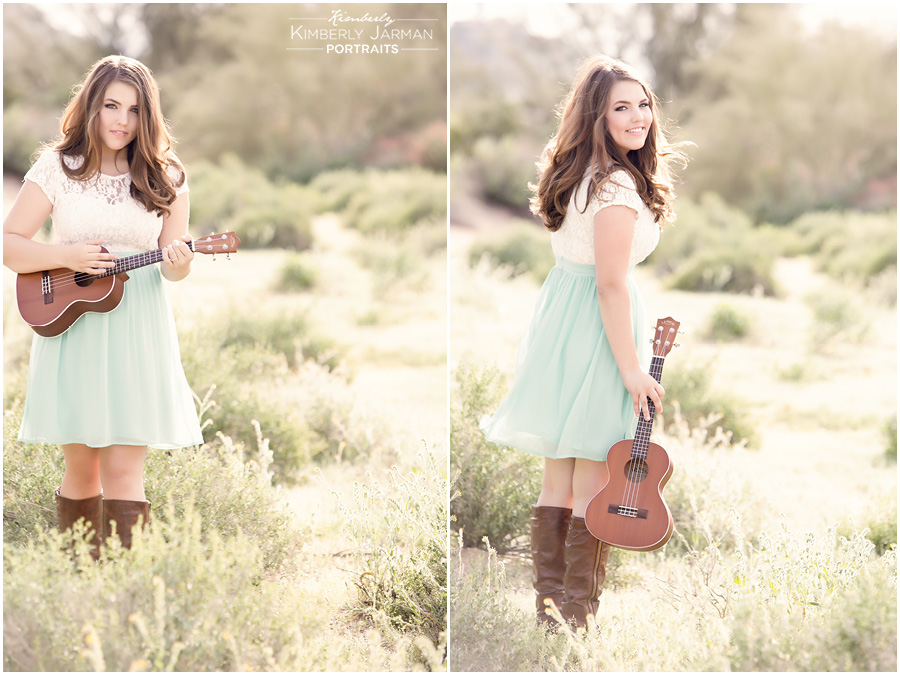 Desert Senior Photography Mesa Senior Photographer