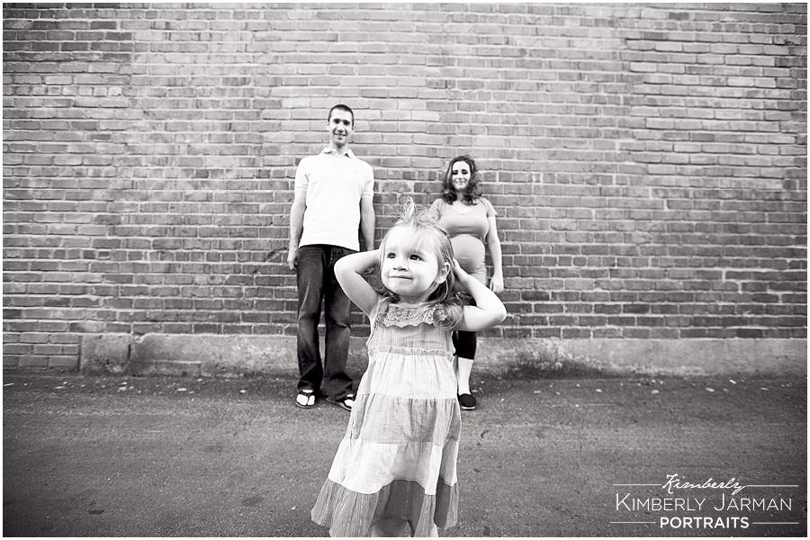 Urban Family Portraits Photography Phoenix Portrait Photographer